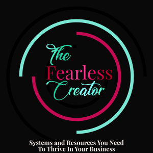 The Fearless Creator Podcast Cover Art